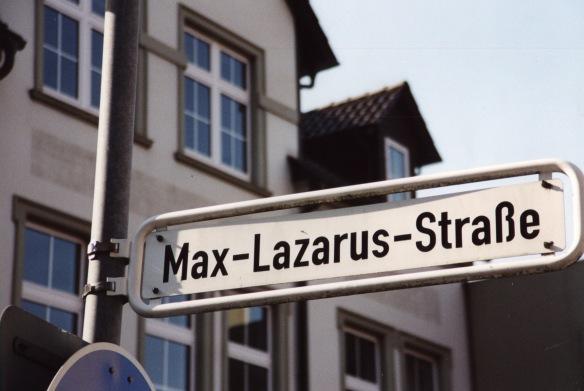 Max-Lazarus-Straße